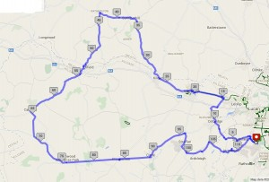 JTTS North 116km